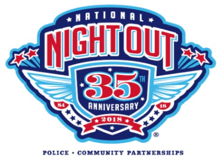 National Night Out - 35th Anniversary in 2018