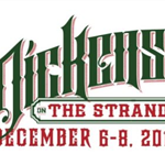 Dickens on the Strand Logo